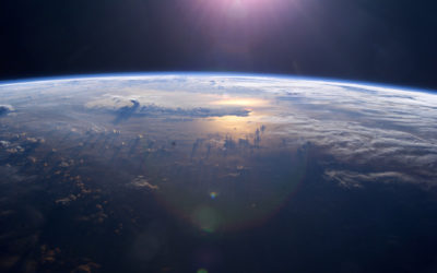 The view of the Earth from space pushes us to be better people